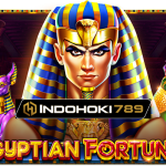 Review Game Slot Online Egyptian Fortunes